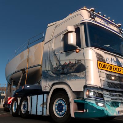 Camion virtuel 2