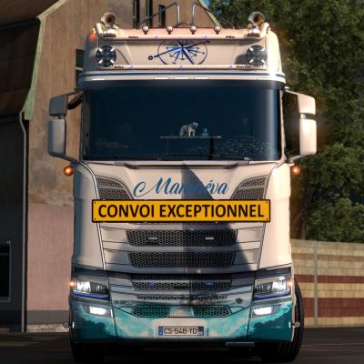 Camion virtuel 8
