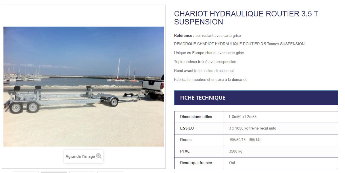 Chariot blog