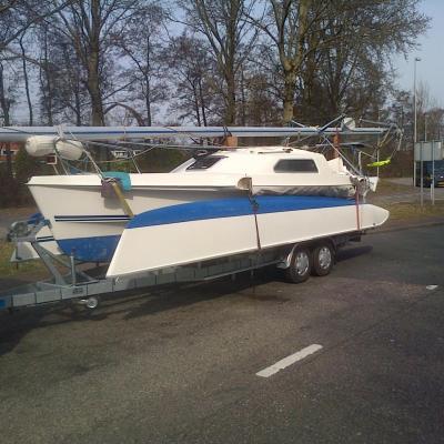 Transport voilier Belgique