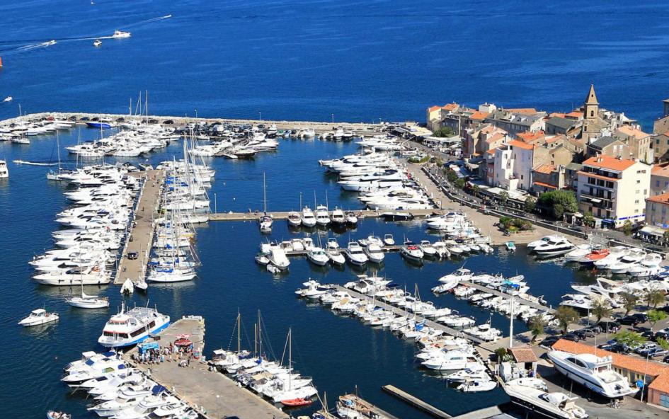 Transport bateau Port de st florent | Corse
