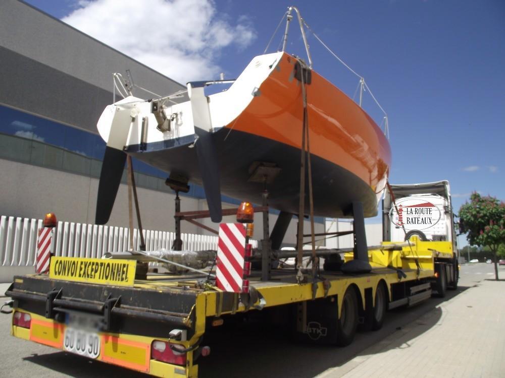 Transport bateau | La Route des bateaux