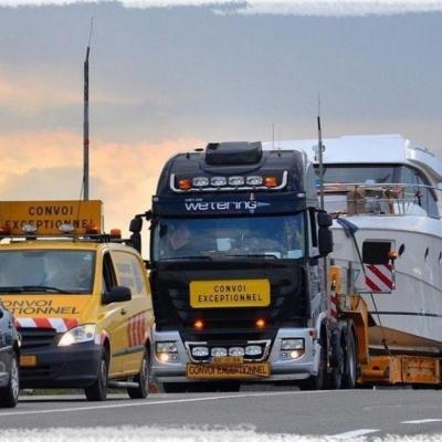 Wetering convoi exceptionnel